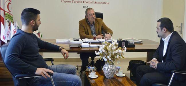 CTP Gençlik Örgütü'nden Sertoğlu'na güçlü destek!