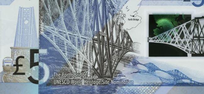 Plastik banknotlar piyasaya sürüldü
