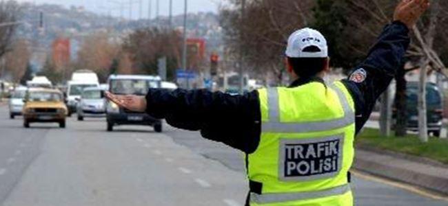 1 haftada 43 trafik kazası…1 ölü, 6 yaralı