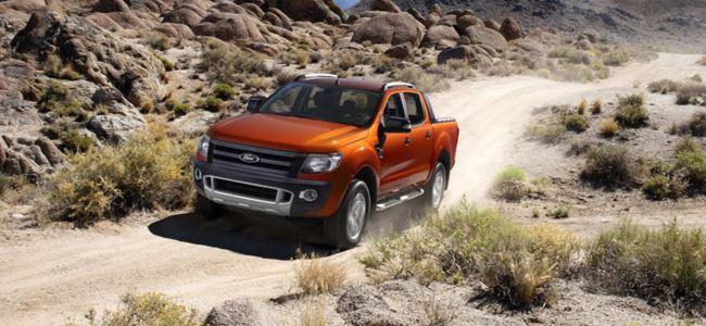 Yeni Ford Ranger, Çangar Motors'da
