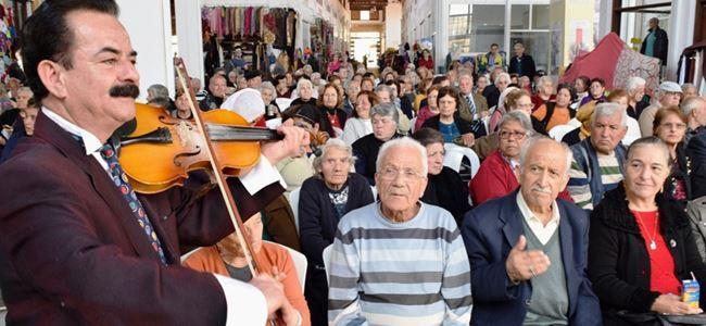 'Yaşlılar Haftası'nda Bandabuliya'dan etkinlik