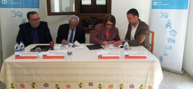 SOS ve UKÜ İşbirliği Protokolü