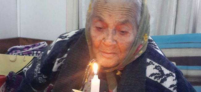 Direnişin annesi 100 YAŞINDA