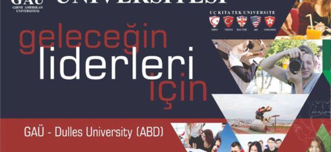"""GAÜ'de """"online yüksek lisans"""" fırsatı"""