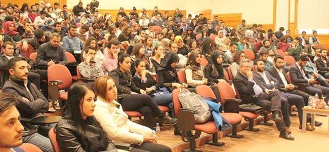 Akademi Kıbrıs, GENAR Başkanı Aktaşı ağırladı