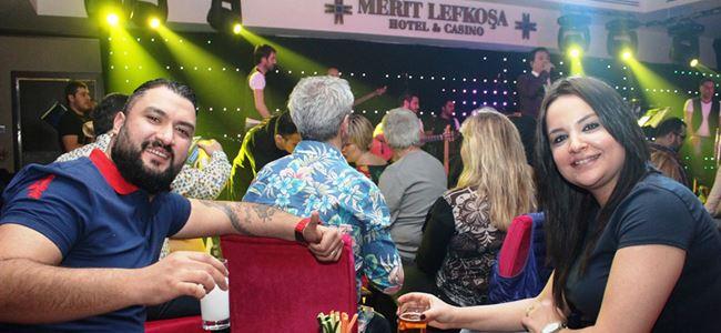 Bora Öztoprak  ile City Bar'a büyük ilgi