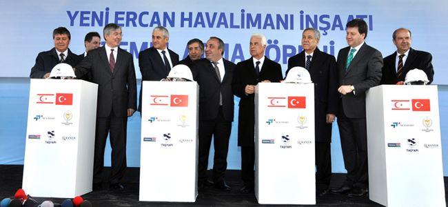 """TDP: """"Ercan projesi için Mimarlar Odası'ndan vize alınmadı"""""""