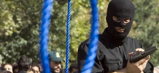 Ürküten Rapor: Bir yılda 607 idam