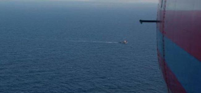 Balıkçı gemisi battı: 54 ölü