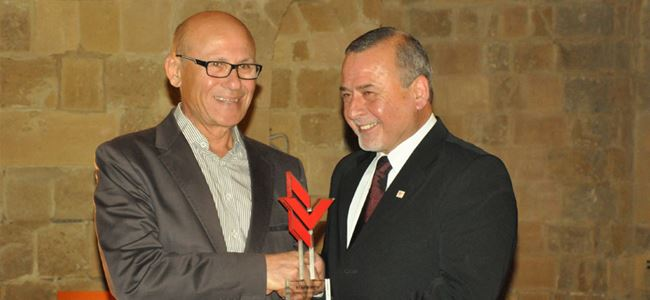 Mustafa Özgü onore edildi
