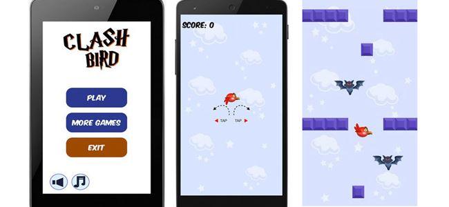 DAÜ öğrencileri mobil oyun tasarladı