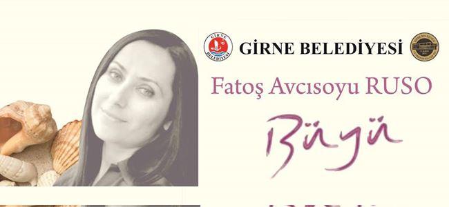 Ruso'nun şiir kitabı Girne'de tanıtılacak