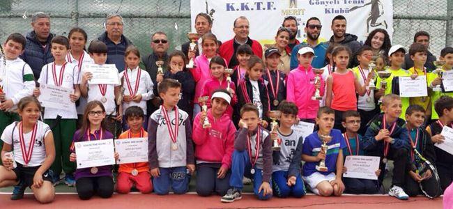 GMB Tenis takımı yine başarılı