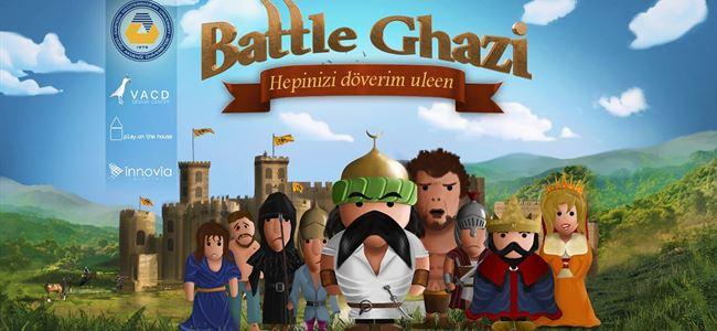 Kuzey Kıbrıs'ın ilk bilgisayar oyunu tanıtılacak