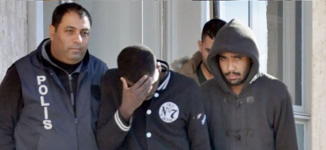 21 ay hapis cezasına mahkum edildiler…