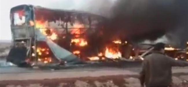 Trafik kazasında 31 kişi öldü