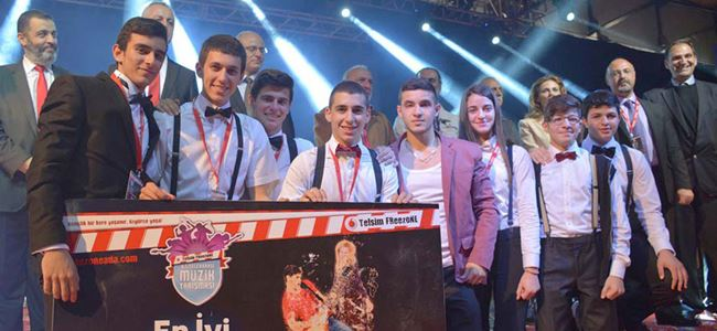 Doğu Akdeniz Doğa Koleji İstanbul'da sahneye çıkacak