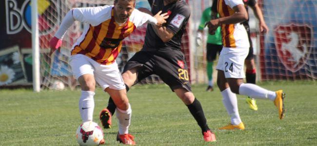 Serdarlı'dan Çetinkaya'ya darbe 1-0