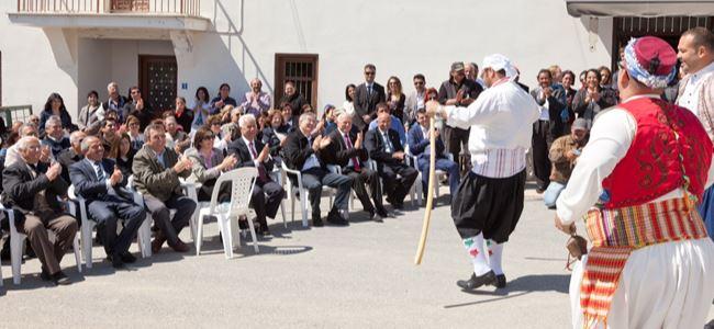 Kalavaç festivali düzenlendi