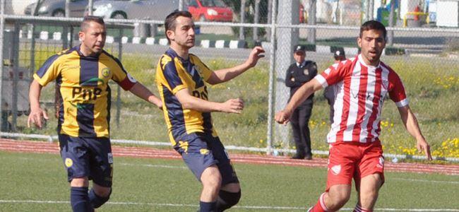 Balıkesir'de gol yağmuru: 8-6