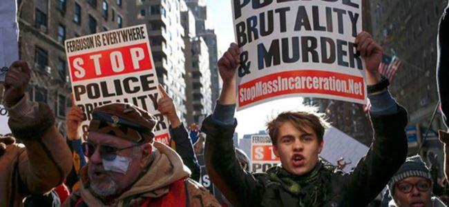 Polis şiddetine karşı 402 kilometre yürüyecekler