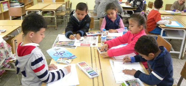 Çocuk Festivali Resim Çizme yarışması sonuçlandı