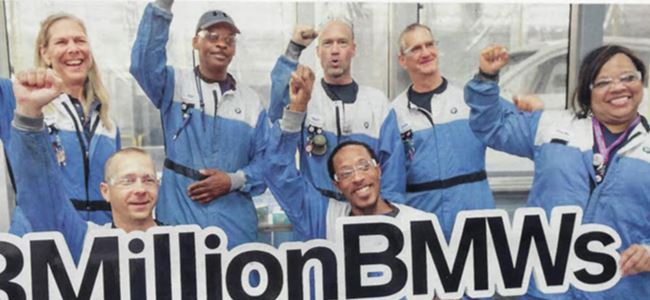 BMW,  Çangarın sloganını kullandı