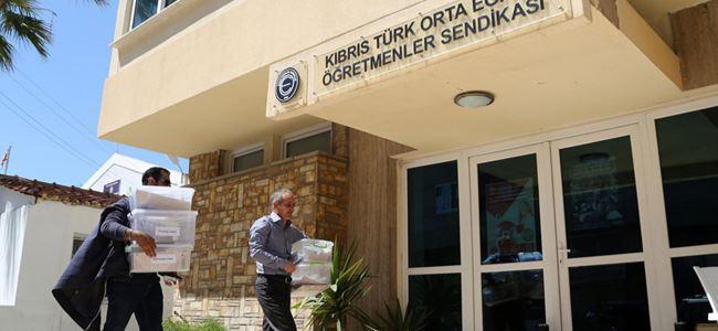 """""""744 öğretmen 'genel kurul' dedi"""""""