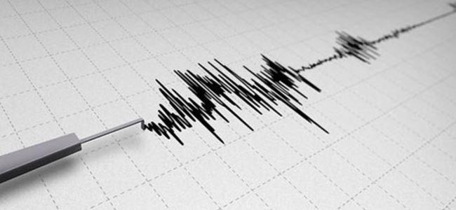 Akdeniz'de 6.1 Şiddetinde Deprem