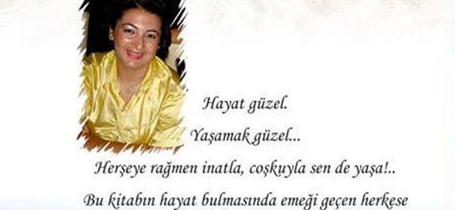 Kadiroğlu'nun ilk şiir kitabı