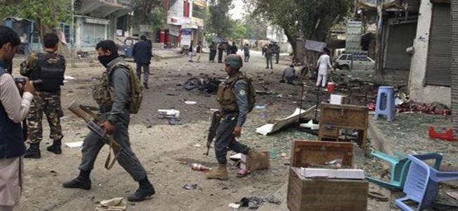 Afganistanda intihar saldırısı; 33 ölü
