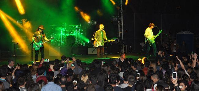 """Rock'n EMU"" Festivali Muhteşemdi"