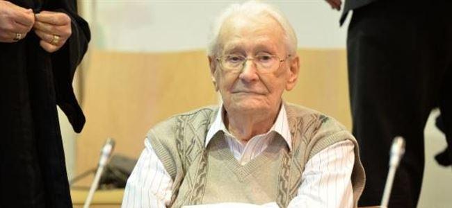 Nazi subayı mahkemede özür diledi