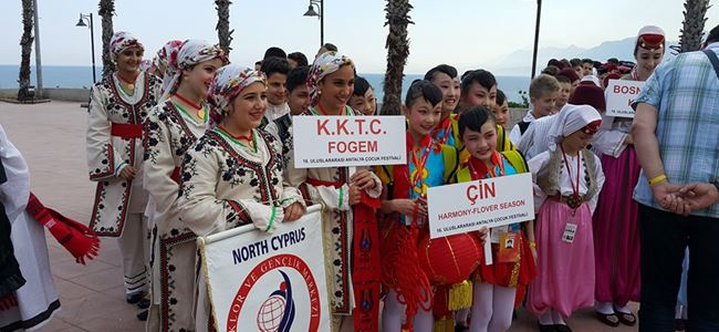 FOGEMe bağlı iki grup Türkiye'de festivallere katılıyor