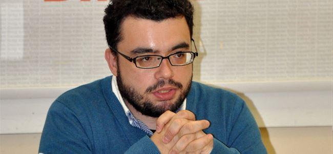 Gazeteciler, Nikolaos Stelyayı konuk etti