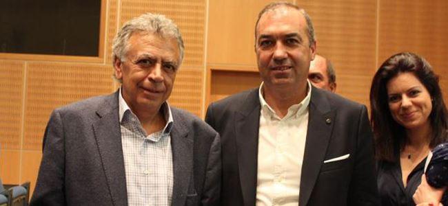 """""""İki Toplumlu Futbolcular""""ın Yunancası tanıtıldı"""