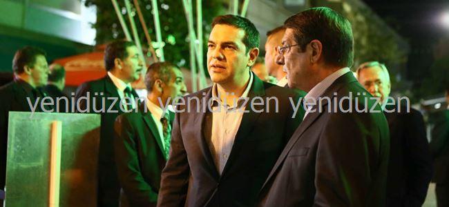 Tsipras, Kuzeye baktı