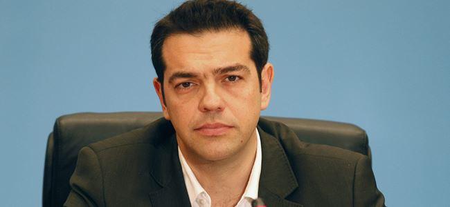 """Tsipras: """"Akıncı'nın seçilmesi dikkate değer"""""""
