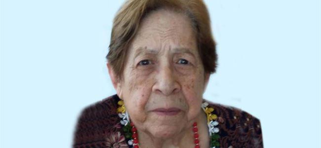 İlk kadın cumhurbaşkanı adayı Dedeçay hayatını kaybetti