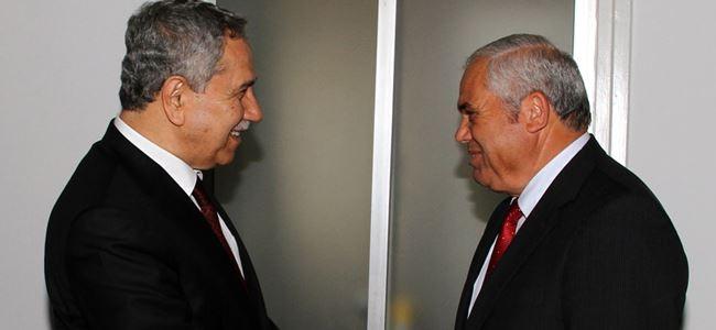 Arınç, Başbakan Yorgancıoğlu ile görüştü