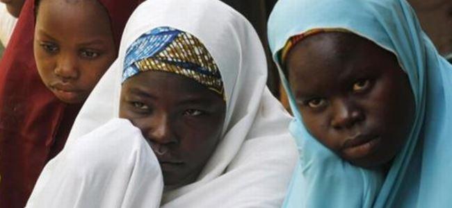 '200 kız Boko Haram'ın elinden kurtarıldı'