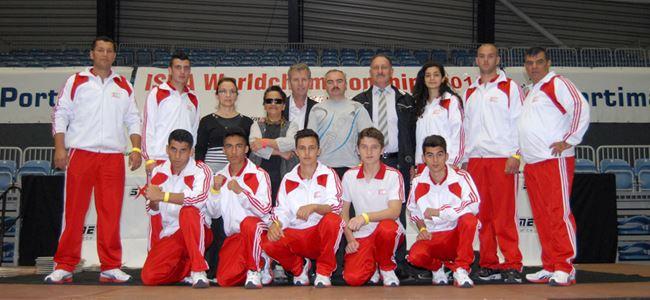 Kickboks Dünya Şampiyonası başladı
