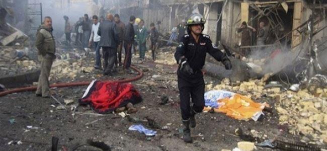 Bağdatta patlama; 12 kişi öldü