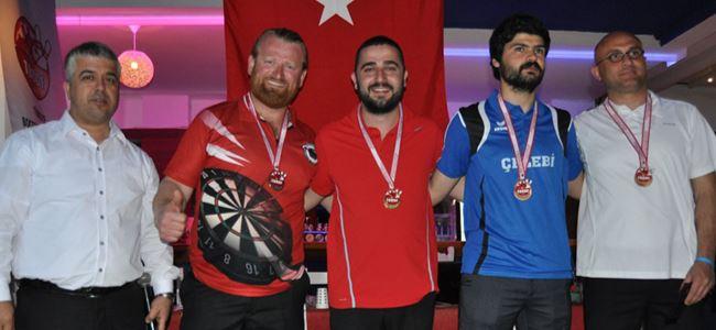 Canbolat Türkiye ikincisi