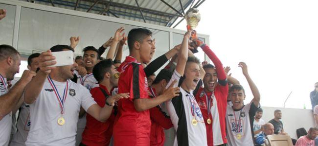 Topcan Kupası da Kartal'ın: 6-4