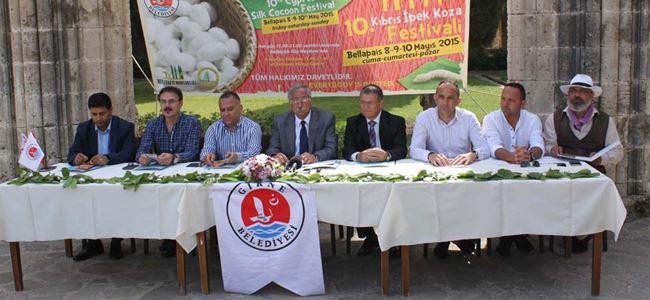 İpek ve Koza Festivali 8-9-10 Mayıs'ta