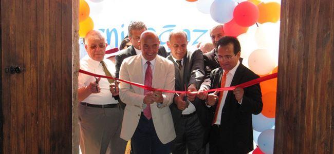 Yeniboğaziçi'nde Cittaslow ofisi açıldı
