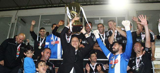5 Sezonda 10 Kupa