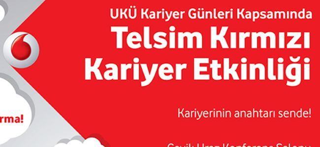 Telsim Kırmızı Kariyer günleri 5 Mayıs'ta başlıyor