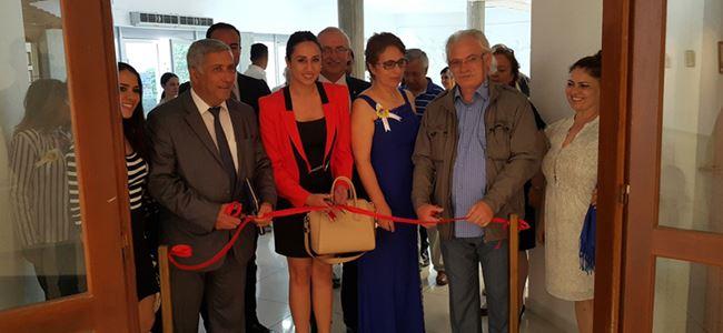 8. Örgütlü Sanat İçin Dayanışma Sergisi açıldı